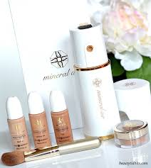 Professional Airbrush Makeup System Airbrush Makeup Made Easy With Mineral Air