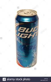 bud light beer can bud light beer stock photos bud light beer stock images alamy