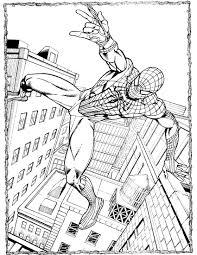 spider man 22 coloringcolor com