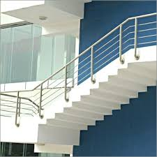 Fitting Banisters Stainless Steel Railing In 304 U0026 Ss Railing With Side Fitting