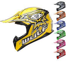 motocross helmet designs wulf cub flite xtra motocross helmet helmets ghostbikes com