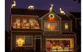 Christmas Decoration Outside Home by Christmas Decoration Ideas Outside Roberiacav Youtube