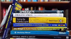 best books for sprites and midgets owners world
