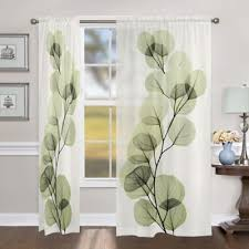 Mint Green Sheer Curtains Buy Green Sheer Window Curtain From Bed Bath U0026 Beyond