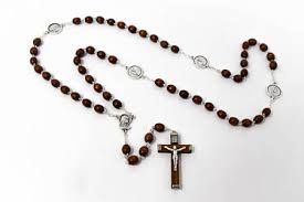 wooden rosary direct from lourdes wooden rosary