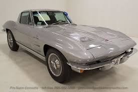 1963 corvette split window production numbers corvettes for sale 1963 corvette 1045e