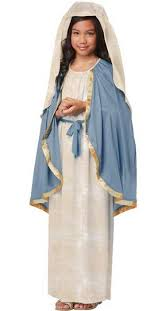 p u003edress up as the virgin mary in this high quality mary costume