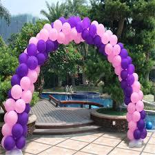 wedding arch kit 10 poles wedding balloon arch kit foil balloon stand 7m