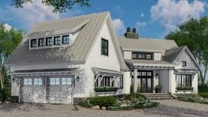 farmhouse house plan expandable farmhouse house plan with options 14665rk