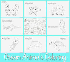 Baby Animal Coloring Pages Free Printable Coloring Pages Different