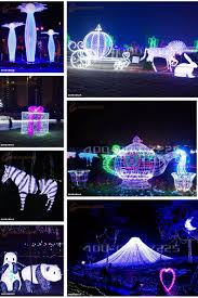 Large Butterfly Decorations by Residential Community Street Lighting Project Outdoor Led Light Up