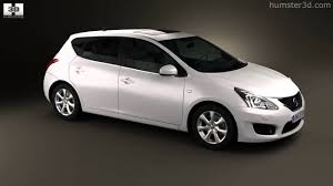 nissan versa 2015 youtube nissan tiida 2013 by 3d model store humster3d com youtube