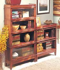 Woodworking Plans Bookshelves by Barrister Bookcase Woodworking Plan Indoor Home Furniture Project