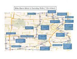 Houston Maps Local Ride Maps Bikebarn Com