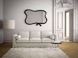 contemporary handmade mirror design of belle epoque collection by