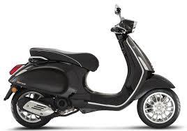 vespa sprint motor scooter guide