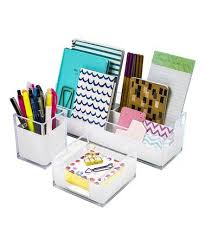 Desk Organizer Sets Best 25 Desk Organizer Set Ideas On Pinterest Desktop Storage