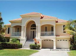 mediterranean home plans with photos home plan homepw09082 2494 square 3 bedroom 3 bathroom