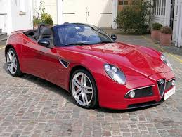used alfa romeo 8c cars for sale with pistonheads