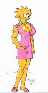 Lisa Simpson Halloween Costume Lisa Simpson Therionx Deviantart