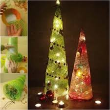 christmas mesh ribbon wonderful diy mesh ribbon christmas tree