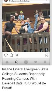 College Liberal Meme - 25 best memes about evergreen state college evergreen