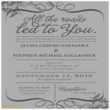 what to put on a wedding invitation wedding invitation new what to put on your wedding invitations