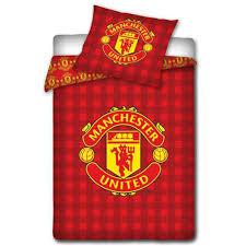 manchester united bedroom accessories bedding lighting u0026 more