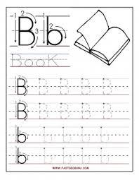 printable letter tracing worksheets printable letter b tracing worksheets for preschool printable