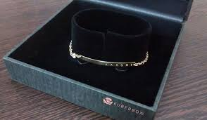 Name Braclets Get Personalized Name Bracelet U0026 Other Custom Made Gold Bracelets