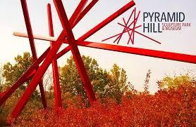 pyramid hill christmas lights pyramid hill sculpture park home facebook