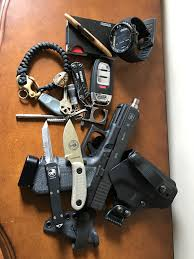 Tlr3 Light Edc As Of Now Survival Gear Pinterest Everyday Carry