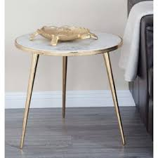 Marble Side Table Granite End Side Tables You Ll Wayfair