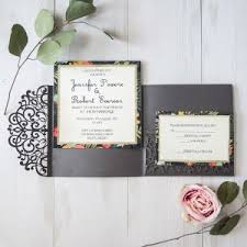 pocket invites affordable pocket wedding invitations invites at wedding