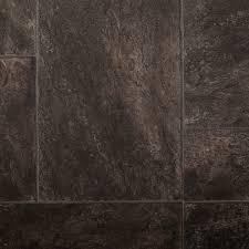 Grey Slate Effect Laminate Flooring Slate Tile Effect Vinyl Flooring