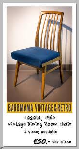 Retro Dining Room Chairs 118 Best Vintage U0026 Retro Images On Pinterest Teak Salons And Design