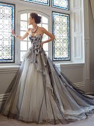 october wedding black and white dress what do you think