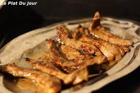 cuisiner aiguillettes de canard aiguillettes de canard marinées à la plancha le plat du jour