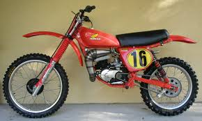 125 motocross bikes dave david berger mx collection motocross vintage yz rm cr kx