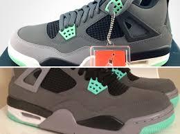 green glow 4 air iv green glow sle vs release version comparison