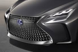 lexus rx300 front grill fifth generation lexus ls to be unveiled at 2017 detroit auto show