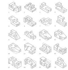 25 trending isometric drawing exercises ideas on pinterest