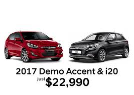 hyundai accent i20 accent and i20 offer harbour hyundai