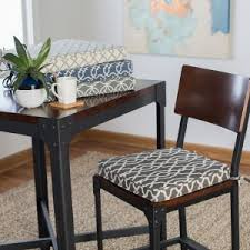 Stylish Inspiration Dining Chair Cushions Home Design - Kitchen table cushions