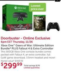 best black friday xbox one game deals best black friday xbox deals for 2015 all store specials the