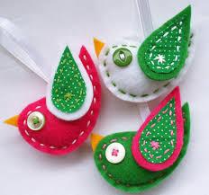 christmas dove ornament idea for swapsy christmas stuff