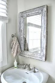 cool bathroom mirror ideas for a small ingenious smallsmall