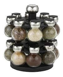 martha stewart kitchen collection martha stewart collection 17 orbital spice rack set created