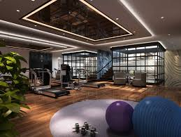 most luxurious gyms in the world