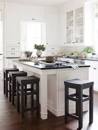 Distressed Black Kitchen Cabinets by Black Country Kitchen Interiors Design